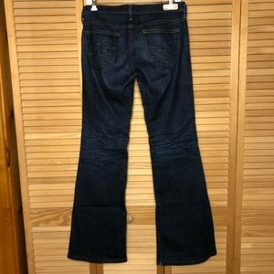 AG Jeans Belle Flare Dark Wash 27